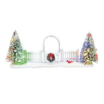 CARDINAL CHRISTMAS GATE-6007655