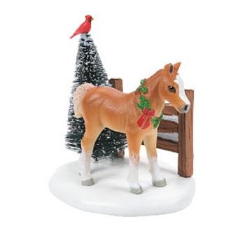 CARDINAL CHRISTMAS PONY-6007662