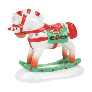 CHRISTMAS ROCKING HORSE-6007670