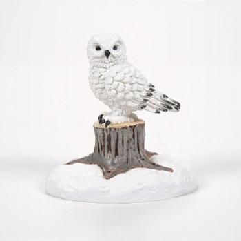 WHITE CHRISTMAS OWL-6007676