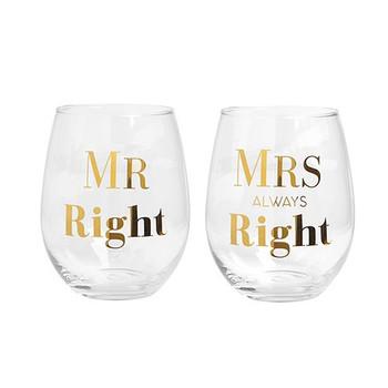 MR RIGHT/MRS ALWAYS - 4151615