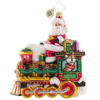 THE FAST TRACK TO CHRISTMAS - 1020698