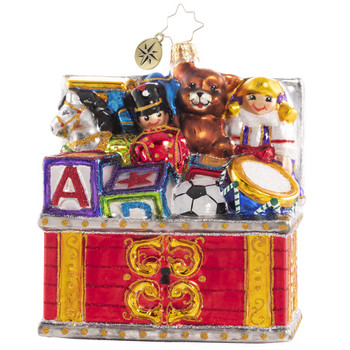 TREASURE TROVE TOY CHEST - 1020750