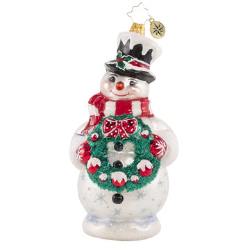 DARLING CHRISTMAS DECORATOR - 1020760