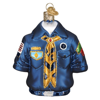 Scout Uniform by Old World Christmas 32416