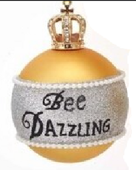 FINIAL BEE DAZZLING