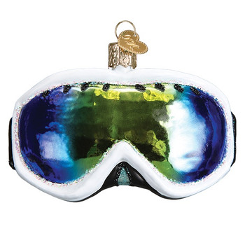 Ski Goggles by Old World Christmas 44101