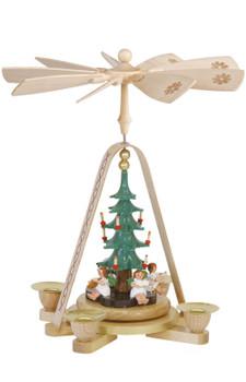 1665 angles and christmas tree pyramid