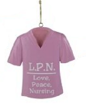 L.P.N. LOVE, PEACE, NURSING