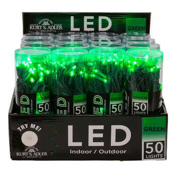 GREEN LED/ GREEN WIRE