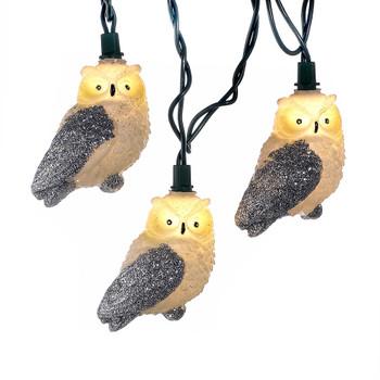 WHITE OWL LIGHT SET