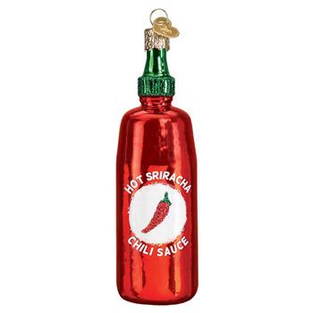 Sriracha Sauce by Old World Christmas 32428