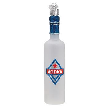 Vodka Bottle by Old World Christmas 32361