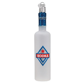 Vodka Bottle by Old World Christmas 32361