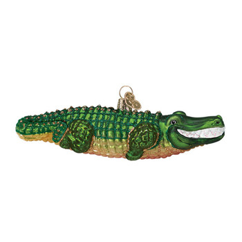 Alligator by Old World Christmas 12126