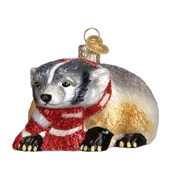 Badger by Old World Christmas 12442