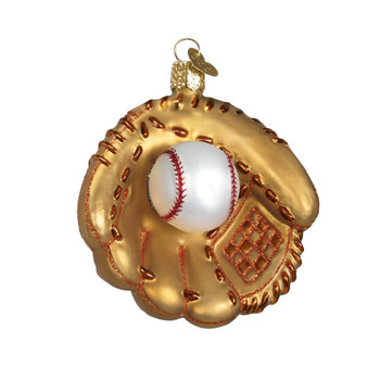 Baseball Mitt by Old World Christmas 44027