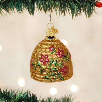 Bee Skep by Old World Christmas 12391