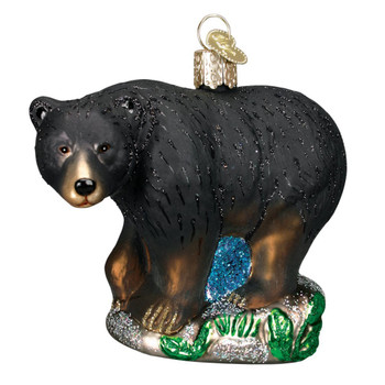 Black Bear by Old World Christmas 12207