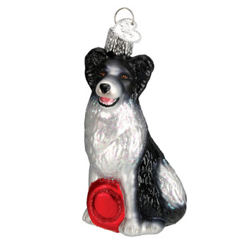 Border Collie by Old World Christmas 12302