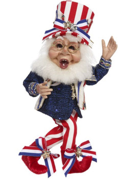 I Love the USA Elf, Mark Roberts, Elf, Fourth of July, 4th of July