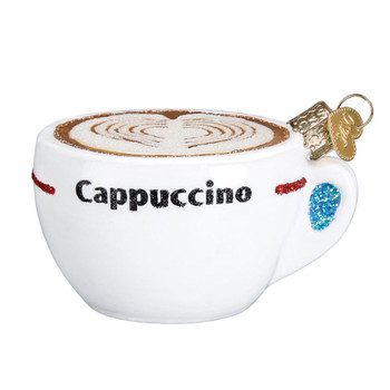 Cappuccino by Old World Christmas 32309