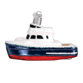 Charter Boat by Old World Christmas 46078
