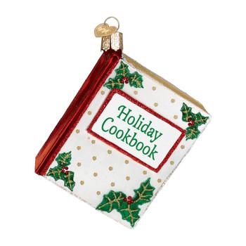 Christmas Cookbook by Old World Christmas 32145