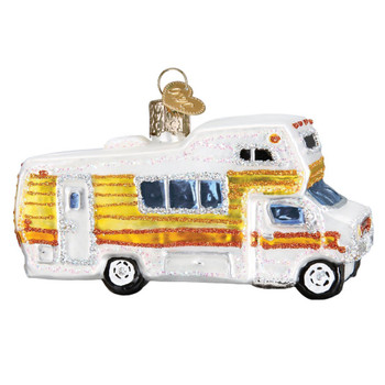 Classic Motorhome by Old World Christmas 46069