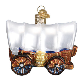 Covered Wagon by Old World Christmas 46012