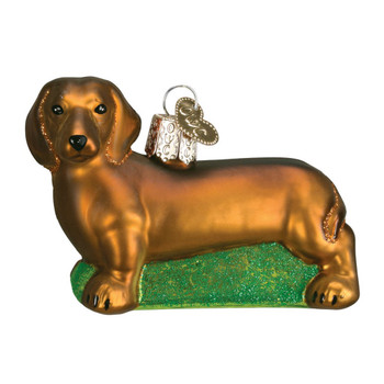 Dachshund by Old World Christmas 12219