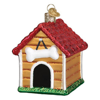 Dog House by Old World Christmas 20113