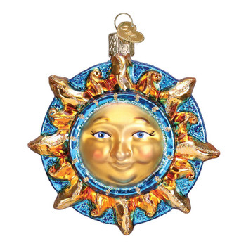 Fanciful Sun by Old World Christmas 22034