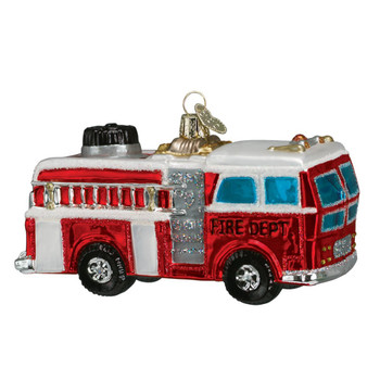 Fire Truck by Old World Christmas 46005