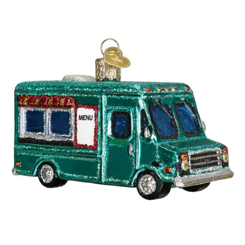 Food Truck by Old World Christmas 46060