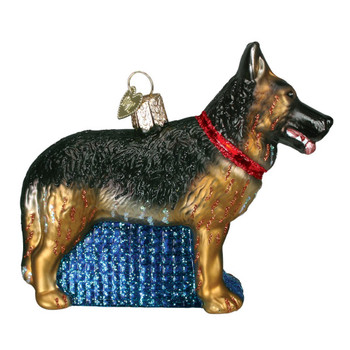 German Shepherd by Old World Christmas 12212