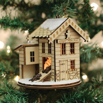 Ginger Man Grist Mill by Old World Christmas 80010