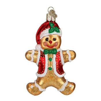Gingerbread Boy by Old World Christmas 32164
