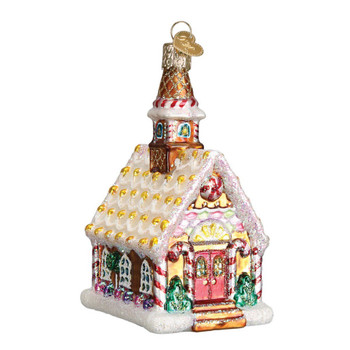 Gingerbread Church by Old World Christmas 20077
