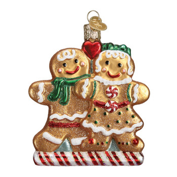 Gingerbread Friends by Old World Christmas 32219