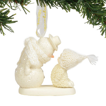 Snow Words of Wisdom Snowbabies ornament