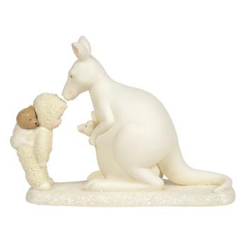 We are the children snowbaby and kangaroo 6003500