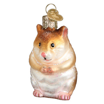 Hamster by Old World Christmas 12530