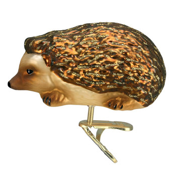Hedgehog Clip-On by Old World Christmas 12263