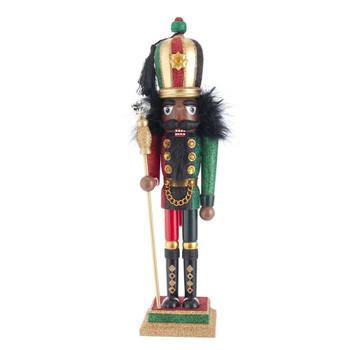 African American Nutcracker by Kurt S. Adler HA0514