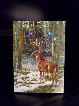 DANIEL THE DEER BY OAKSTREET OSW197336