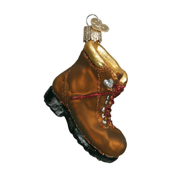 Hiking Boot by Old World Christmas 32092