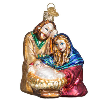 Holy Family by Old World Christmas 10207