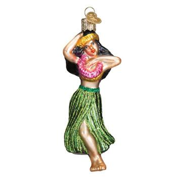 Hula Dancer by Old World Christmas 10194