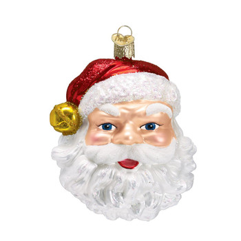 Jingle Bell Santa by Old World Christmas 40083